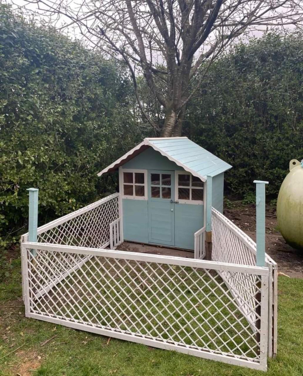 Suitable Housing for a pet Rabbit